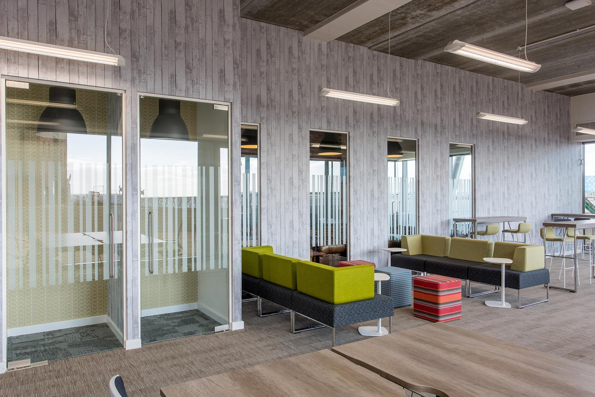 How pioneering digital technology companies are shaping commercial interior design
