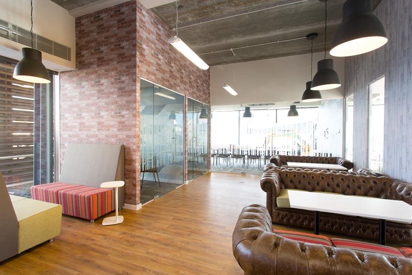 What features would make a fantastic co-working space?