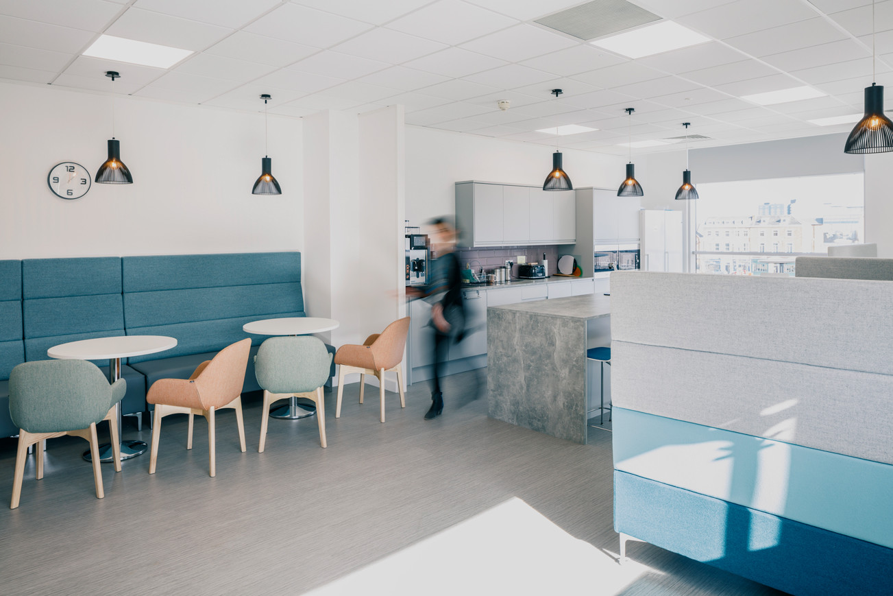 5 ways office design affects productivity in the workplace